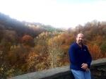 Fall colors in Marginimea Sibiului region, southernTransylvania
