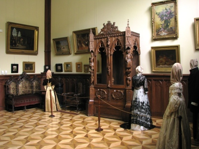 Thedor Aman Museum Bucharest