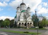 Casin Church, Northern Bucharest