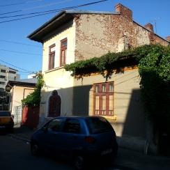 Street Dudesti neighborhood Bucharest