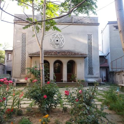The Hevra Emuna Temple Credinta synagogue Bucharest