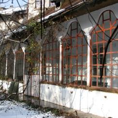 Porch house, Armenian neighborhood, Bucharest