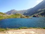 Balea Lake, Transfagarasan Highway, CarpathianMountains