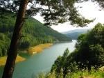 Vidraru Lake, Carpathian Mountains,Romania