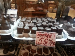 Delicious Cakes at Capsa House Bucharest