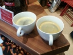 Coffee experience during Bucharest food & winetour