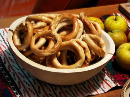 Traditional Buzau Pretzels Covrigi de Buzau