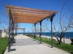 Constanta, seafront promenade