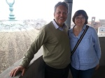 On top of Great Mosque of Constanta with charming MrSaad