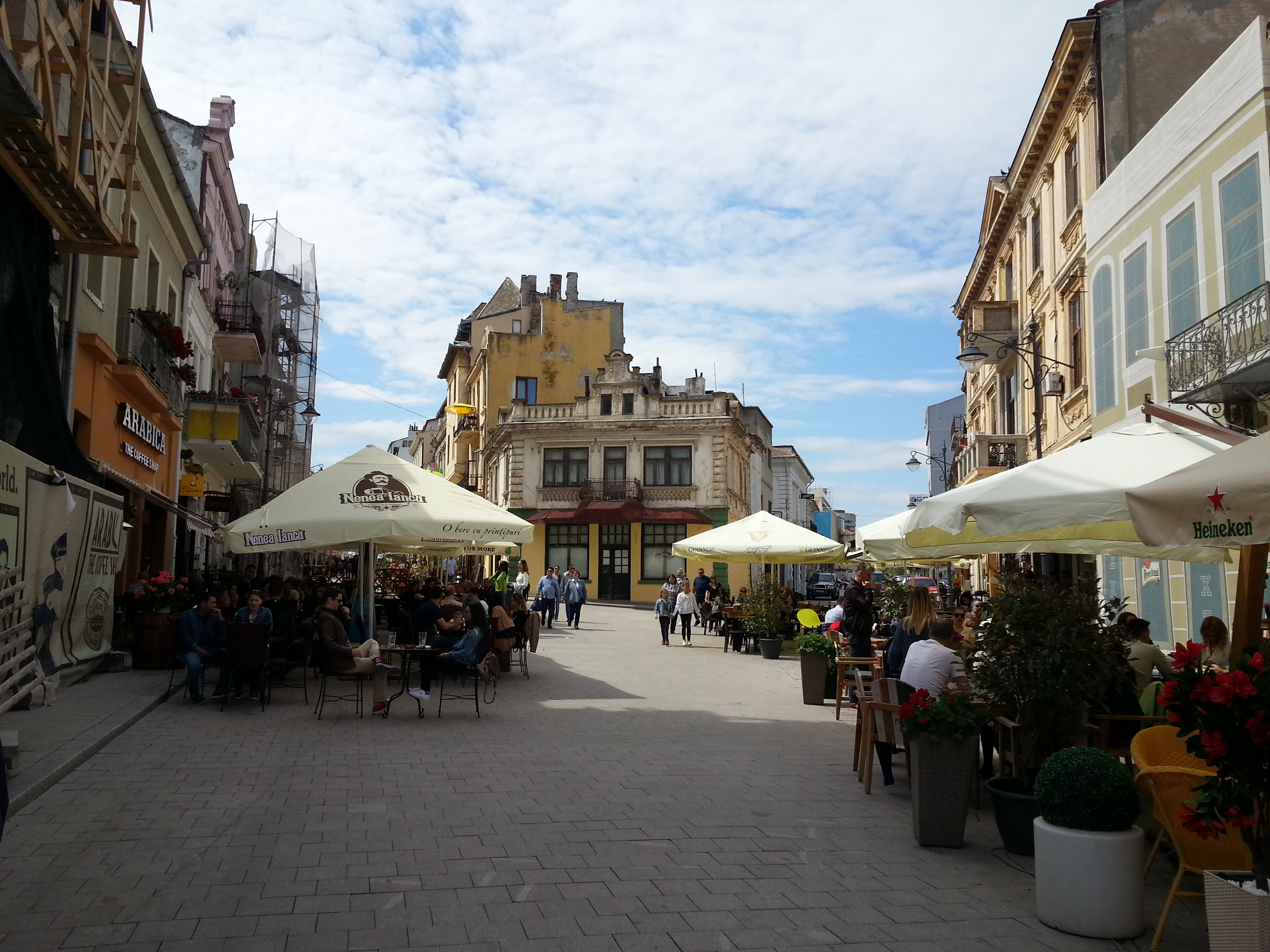 Peaceful afternoon in the old town of Constanta | Bucharest Uncovered