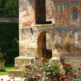 Time stopped at Moldovita Monastery, Bukovina