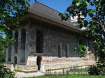 Moldovita Monastery, a UNESCO heritage -Bukovina,Romania