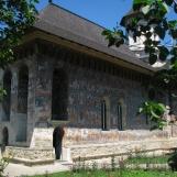 Moldovita Monastery, a UNESCO heritage -Bukovina, Romania