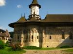 Sucevita Monastery, a UNESCO site -Bukovina,Romania