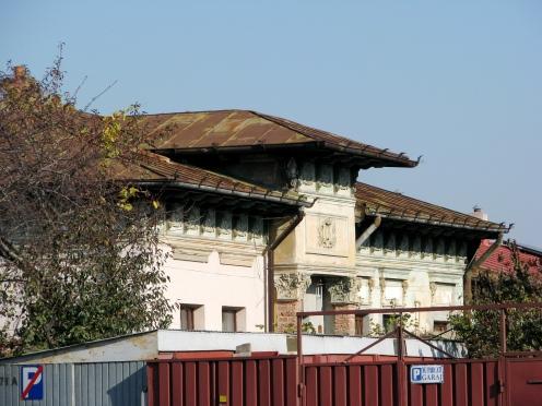 Frieze house Bucharest