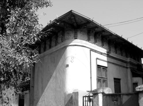 House Matasari street Bucharest