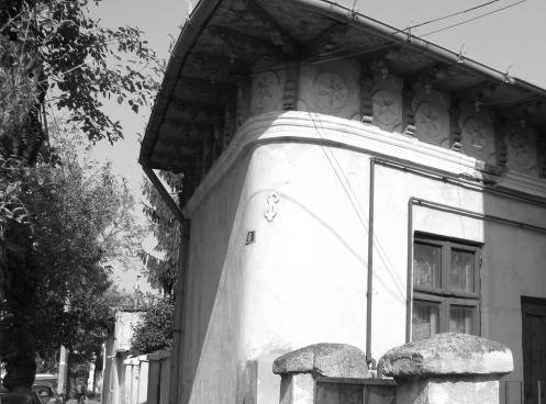 House on Matasari Street Bucharest