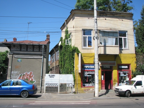 Houses 11 iunie street Bucharest