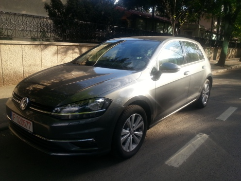 My 2017 Volkswagen Golf