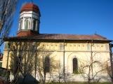 Sf. Nicolaie Tabaci (Brosteni) Church (1731; 1843-1848), Bucharest