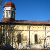 Sf. Nicolaie Tabaci (Brosteni) Church (1731; 1843-1848), Bucharest