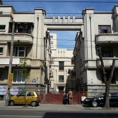Exceptional Art Deco Design, Bucharest