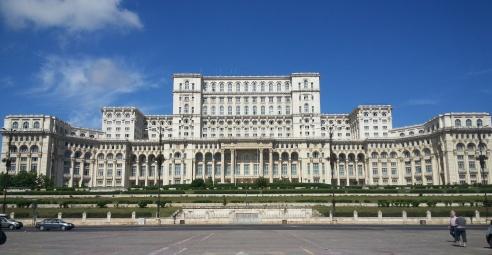 Bucharest Palace of Parliament