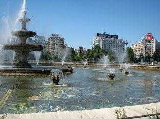Bucharest, Unirii Square