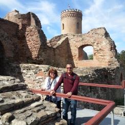 Touring the Princely Court of Targoviste