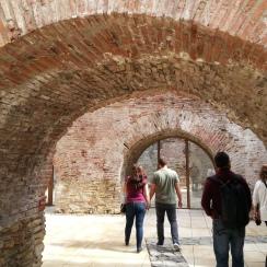 Exploring the medieval vestiges of the Princely Palace of Targoviste