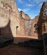 Vestiges of 16th century palace, Targoviste
