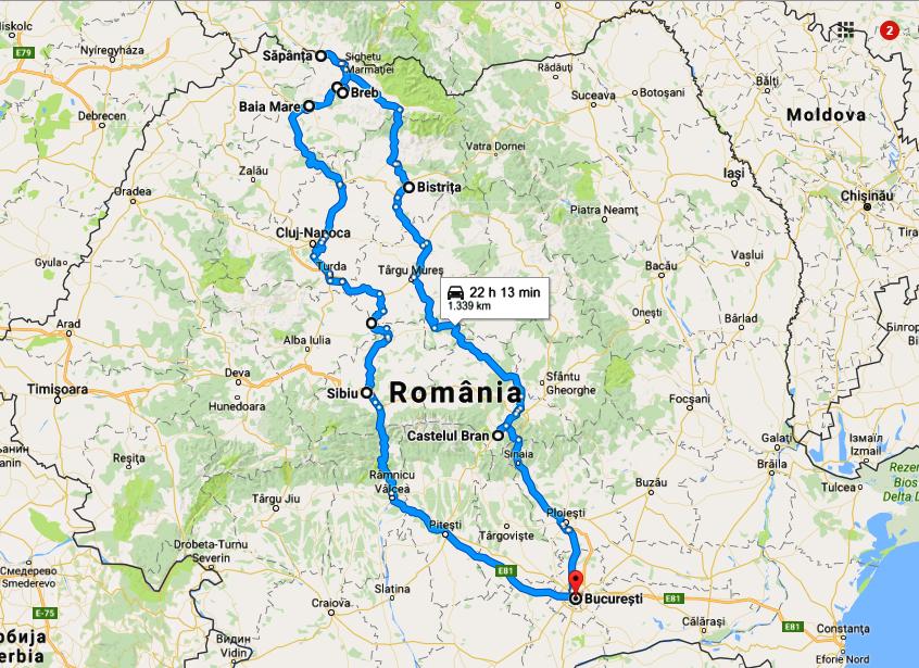 7 Day Romania Tour Transylvania Maramures Bucharest