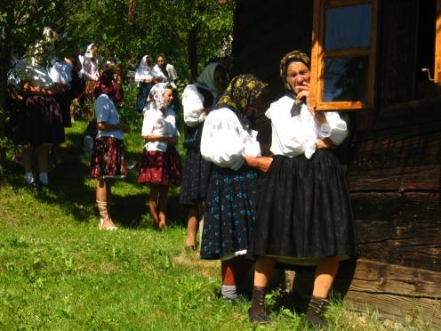 attending-sunday-service-maramures-romania
