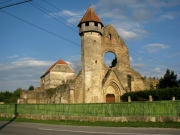 Cârța Cistercian Abbey Overview