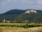 Rasnov Village and Citadel,Transylvania