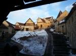 Rasnov Citadel, the InnerPrecinct
