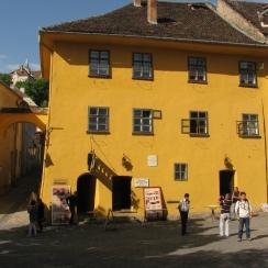 Vlad Dracul House, Sighisoara, Transylvania