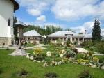 At Varatec Monastery,Romania