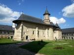 The iconic Neamt Monastery, Northern Moldova,Romania