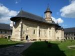The iconic Neamt Monastery,Romania