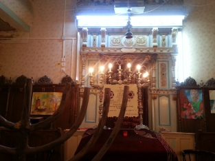 Focsani synagogue Romania
