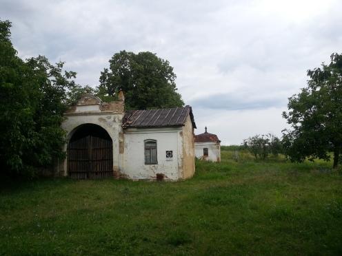 Jewish cemetery Panciu