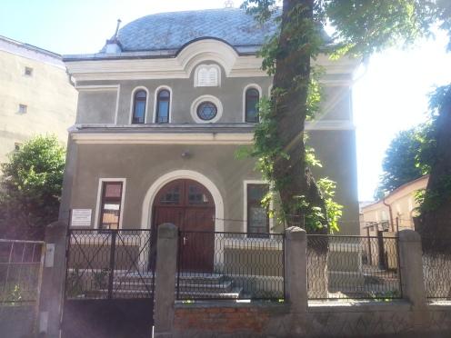 Leipziger Synagogue, Roman, Romania
