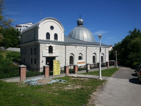 The Great Synagogue Iasi