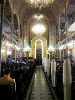 El Templo Coral, Bucarest