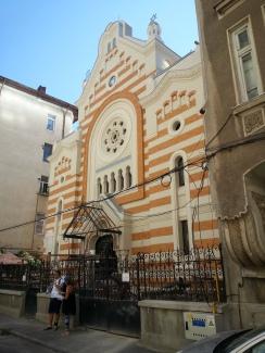 El templo de la Sagrada Unión, Bucarest