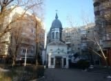 Manu Cavafu Church (1815) Bucharest