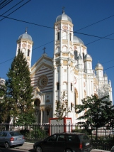 St Spyridon Church (1852-1858) Bucharest