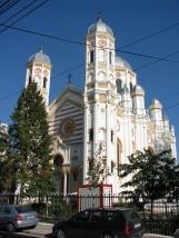 St Spyridon Church (1852-1858) Bucharest
