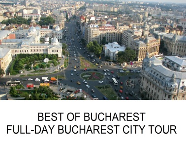 Best of Bucharest full day city tour